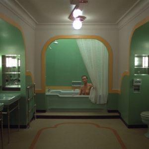 The Shining Bathtub Scene