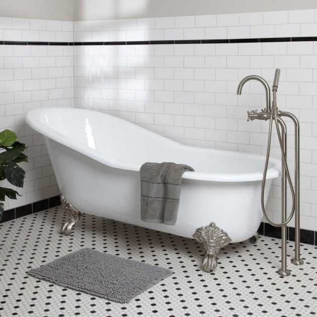Image of Colored Clawfoot Tub Everything You Need To Know About Clawfoot Bathtubs Ultimate Guide