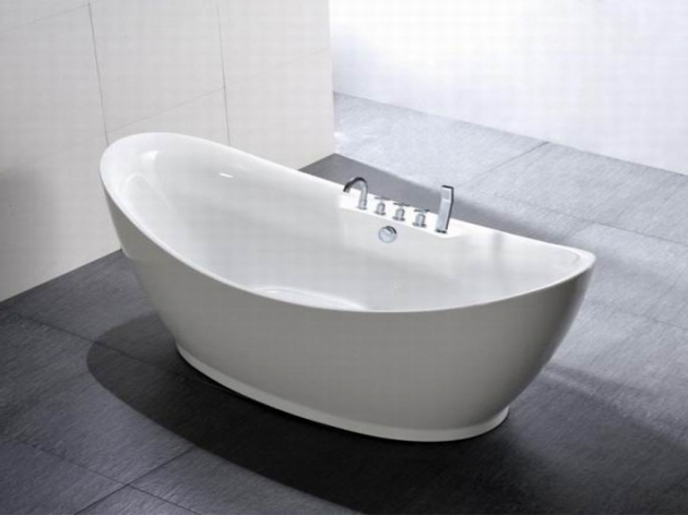 Image of Portable Soaking Tub Bathtub Soaker Deep Japanese Soaking Tub Bathtub Portable