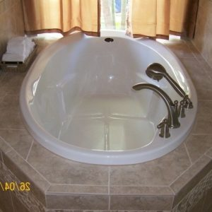 Roman Soaking Tub