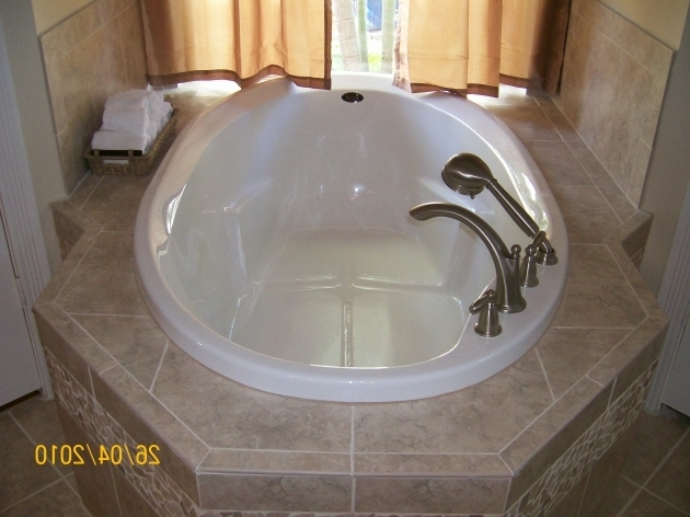 Image of Roman Soaking Tub Gallery Cummings Bathroom Remodel Agrusa Sons Contracting
