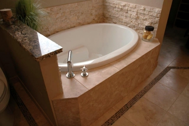 Image of Small Deep Soaking Tub Small Bathtub Ideas And Options Pictures Tips From Hgtv Hgtv