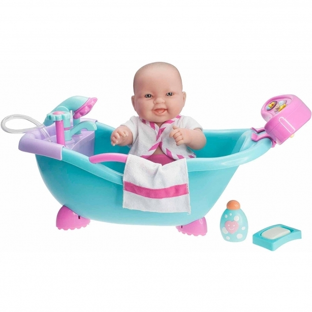 Incredible Baby Doll For Bathtub Lots To Love Babies Electronic Sounds And Working Bath With 14