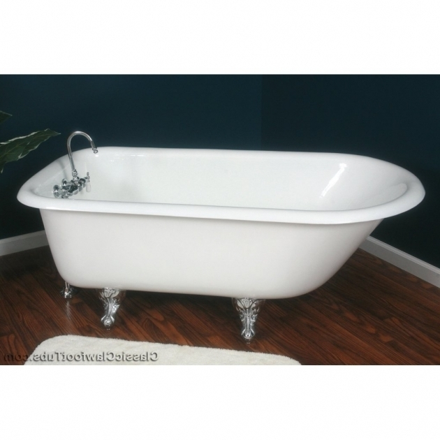 Incredible Classic Clawfoot Tubs Cast Iron Clawfoot Tubs Classic Clawfoot Tub