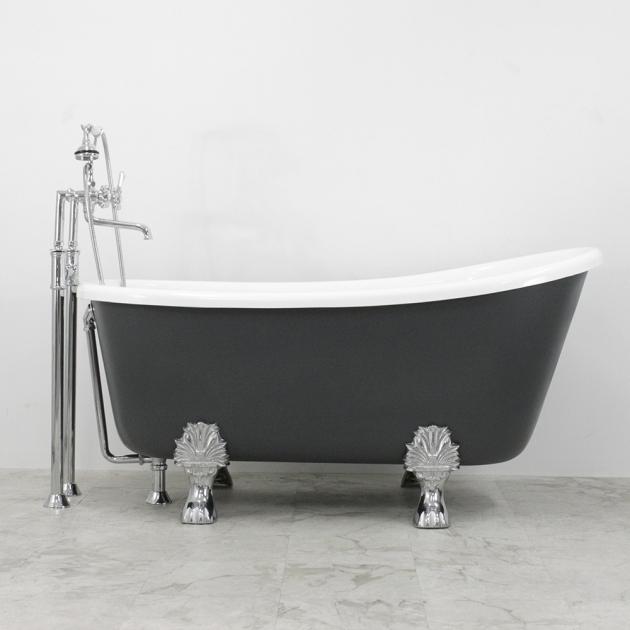 Inspiring Refurbished Clawfoot Tub Bathroom Lovable Clawfoot Tubs For Awesome Bathrom Idea