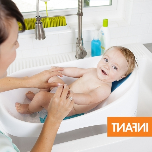 Marvelous Bathtub Divider For Baby Soak Boon