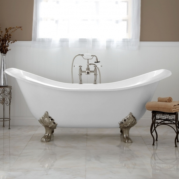 Marvelous Clawfoot Tub With Jets Vintage Clawfoot Tub The Clawfoot Tub Is Back In Fashion Home