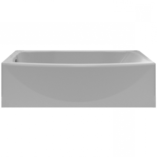 Outstanding 58 Inch Bathtub Shop Bathtubs At Lowes