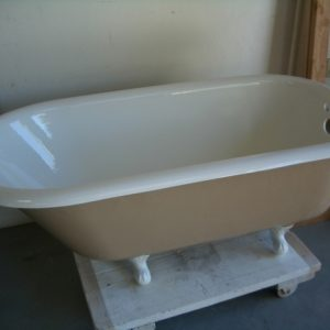 Refurbished Clawfoot Tub