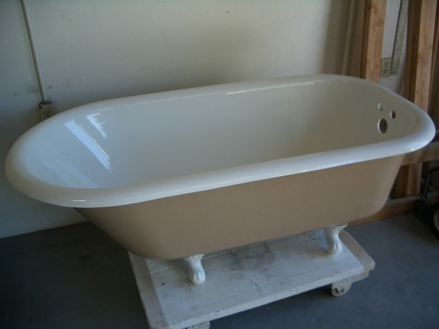 Outstanding Refurbished Clawfoot Tub Clawfoot Tub Restoration Kit Diy Clawfoot Bathtub Refinish For