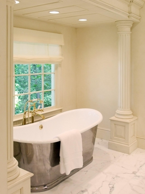 Outstanding Roman Soaking Tub Soaking Tub Designs Pictures Ideas Tips From Hgtv Hgtv