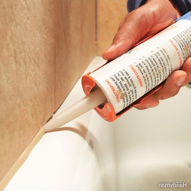 Picture of Caulking A Bathtub Bathtub Caulking Tips Family Handyman