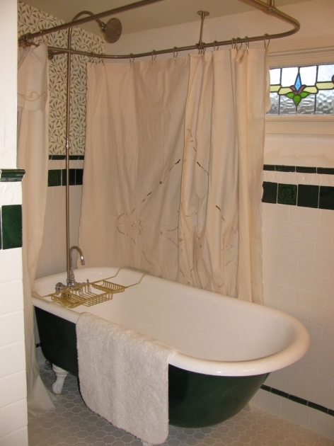 Picture of Clawfoot Tub Shower Combo Simple Clawfoot Tub Shower Installing A Clawfoot Tub Shower