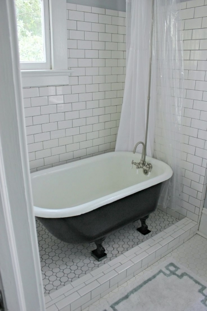 Clawfoot Tub Shower Combo Bathtub Designs