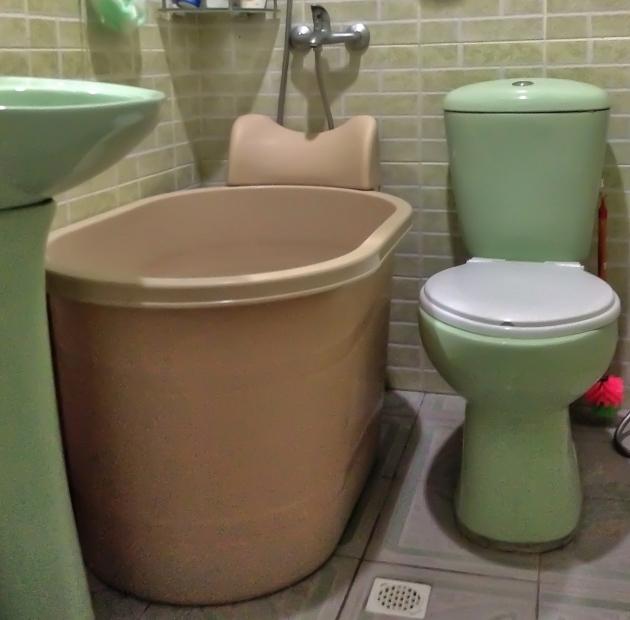 Stunning Portable Soaking Tub Small Adult Soak Portable Bathtub Fits Condo Hdb Bathroom