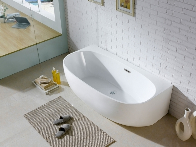 Stylish 58 Inch Bathtub Monte 58 X 33 White Oval Soaking Bathtub Pacific Collection