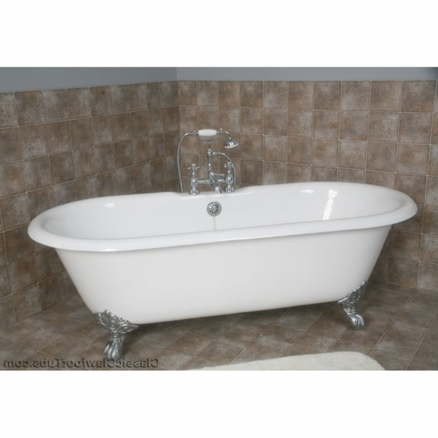 Stylish Classic Clawfoot Tubs Cast Iron Clawfoot Tubs Classic Clawfoot Tub