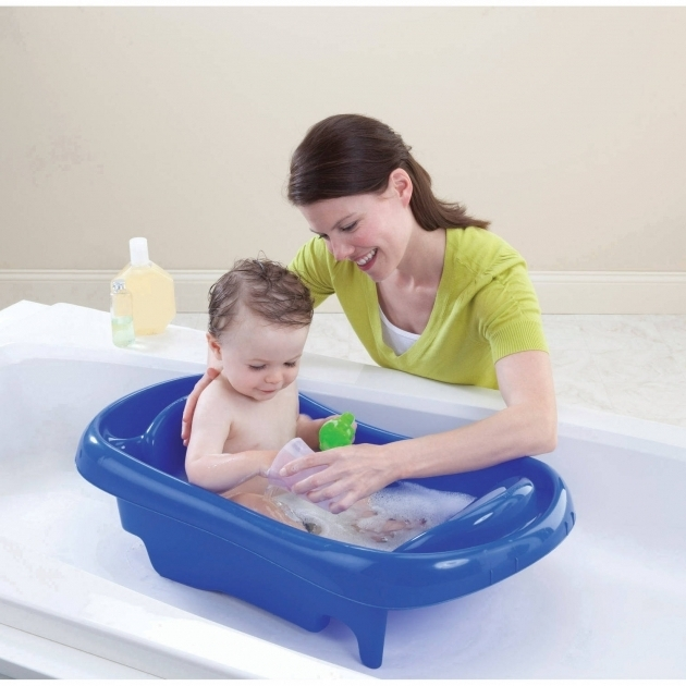 Wonderful Baby Boy Bathtub The First Years Sure Comfort Deluxe Newborn To Toddler Tub With