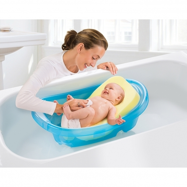 Wonderful Bathtub For Babies Summer Infant Comfy Bath Sponge Walmart