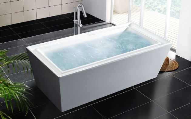 Wonderful Infinity Bathtub Aquatica Purescape 040 Freestanding Acrylic Bathtub