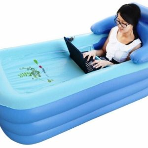 Inflatable Bathtub For Toddlers