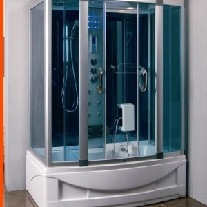 Whirlpool Tub With Shower