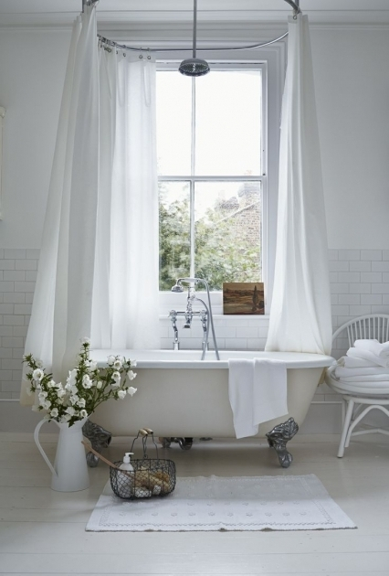 Alluring Clawfoot Tub Shower Curtain Ideas Best 25 Clawfoot Tub Bathroom Ideas Only On Pinterest Clawfoot