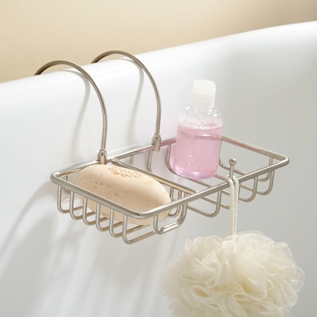 Amazing Clawfoot Tub Shampoo Holder Clawfoot Tub Accessories Signature Hardware