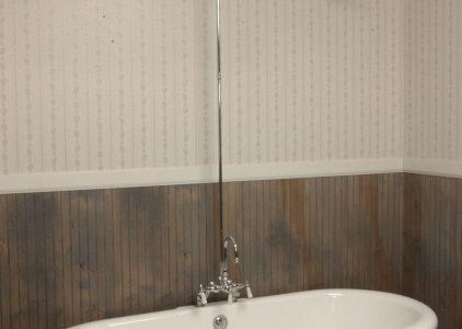 Clawfoot Tub Shower Curtain Ideas
