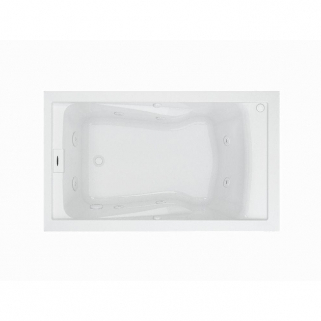 Fascinating American Standard Everclean Whirlpool Tub American Standard Everclean 5 Ft X 36 In Reversible Drain