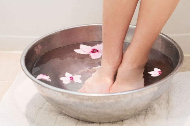 Inspiring Foot Soak Tub Homemade Foot Soak For Dry Feet Livestrong