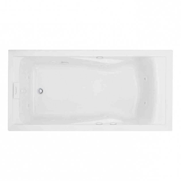 Marvelous Everclean Whirlpool Tub American Standard Everclean 6 Ft X 36 In Reversible Drain