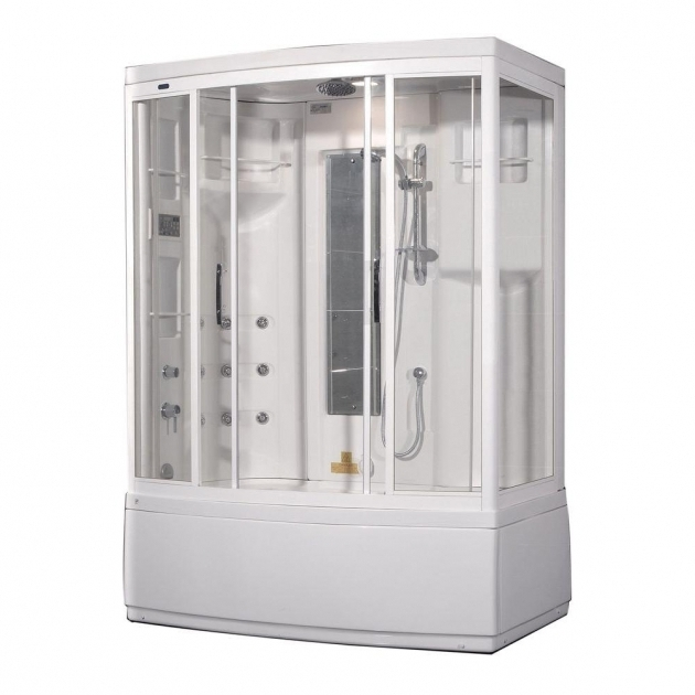 Outstanding Steam Shower With Whirlpool Tub Aston Zaa208 59 In X 36 In X 86 In Steam Shower Right Hand
