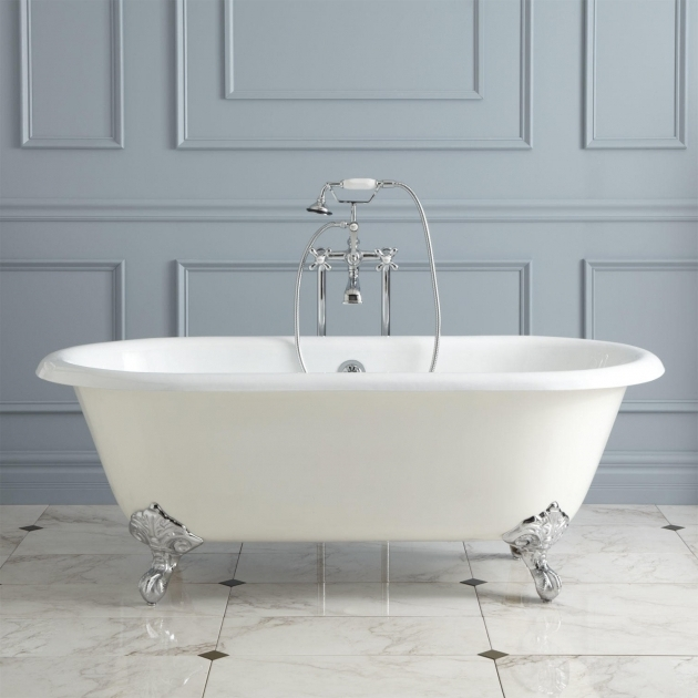 Remarkable Modern Clawfoot Tub Ralston Cast Iron Clawfoot Tub Imperial Feet Bathroom