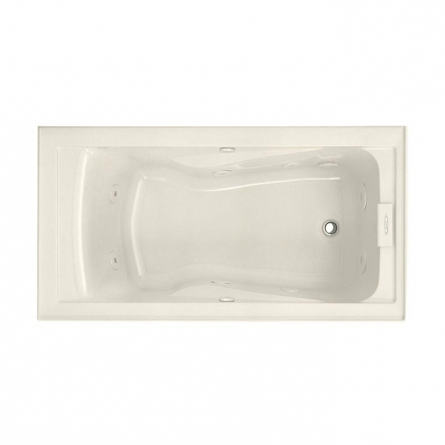 Stylish American Standard Everclean Whirlpool Tub American Standard Everclean 5 Ft X 32 In Reversible Drain