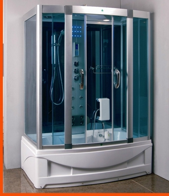 Stylish Steam Shower With Whirlpool Tub Steam Shower Room With Deep Whirlpool Tubbluetooth 9001 Best