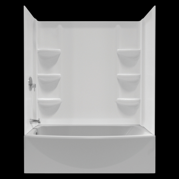 Alluring Bathtub And Shower Inserts Tub Shower Walls American Standard