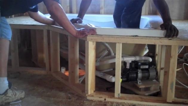 Alluring How To Install A Whirlpool Tub Bathtub Installation Splashbaths Youtube