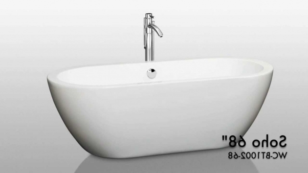 Alluring Wyndham Collection Soaking Tubs Soho 68 Soaking Bathtub Wyndham Collection Youtube