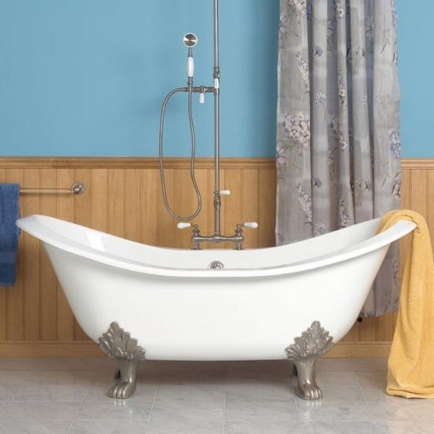 Awesome 54 Clawfoot Tub Bathroom Bring A Vintage Style For Your Bathroom With Clawfoot