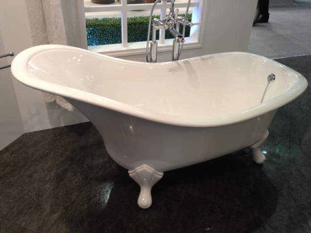 Awesome Victoria And Albert Soaking Tub The Victoria Albert Napoli In A Fab Bathroom Bathtub