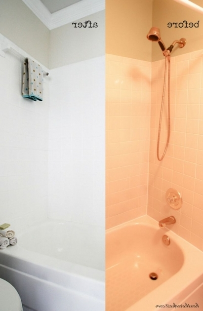 Fantastic Can You Paint A Plastic Bathtub 107 Best Images About Bathroom Projects On Pinterest Paint