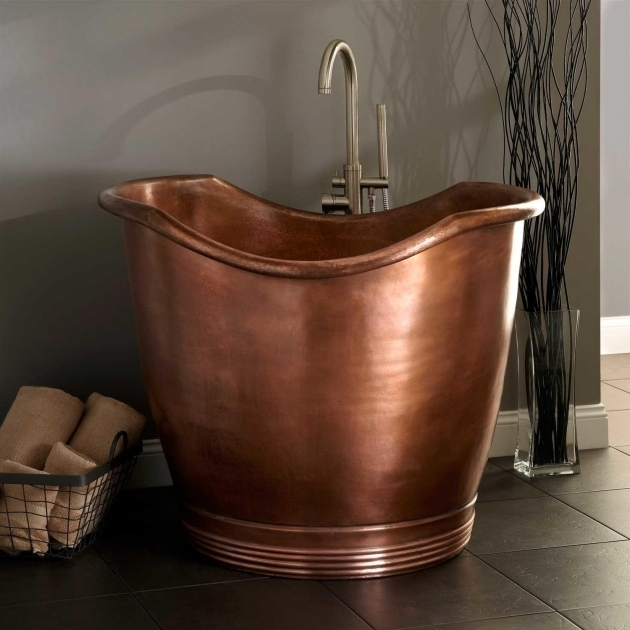 Fantastic Copper Soaking Tub 41 Teramo Copper Japanese Soaking Tub Bathroom