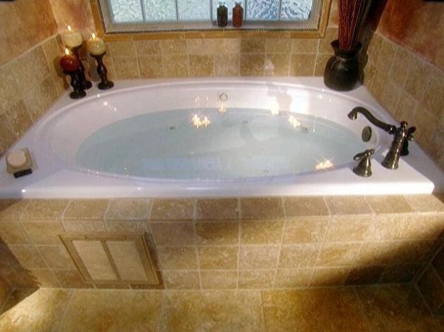 Fantastic Garden Soaking Tub Porcelain Bathtub Options Pictures Ideas Tips From Hgtv Hgtv