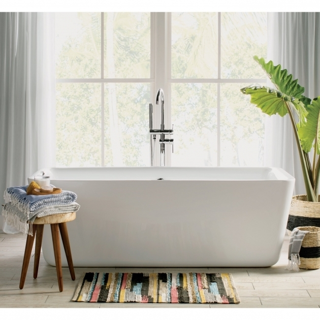 Fantastic Wyndham Collection Soaking Tubs Wyndham Collection Laura 67 X 30 Soaking Bathtub Reviews Wayfair