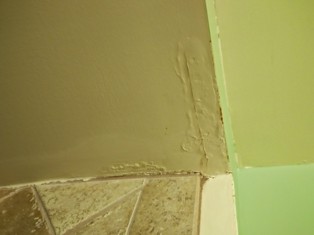 Gorgeous Water Leaking From Under Bathtub Water Damage In Bathroom Ceiling Floor How To Treat And Then