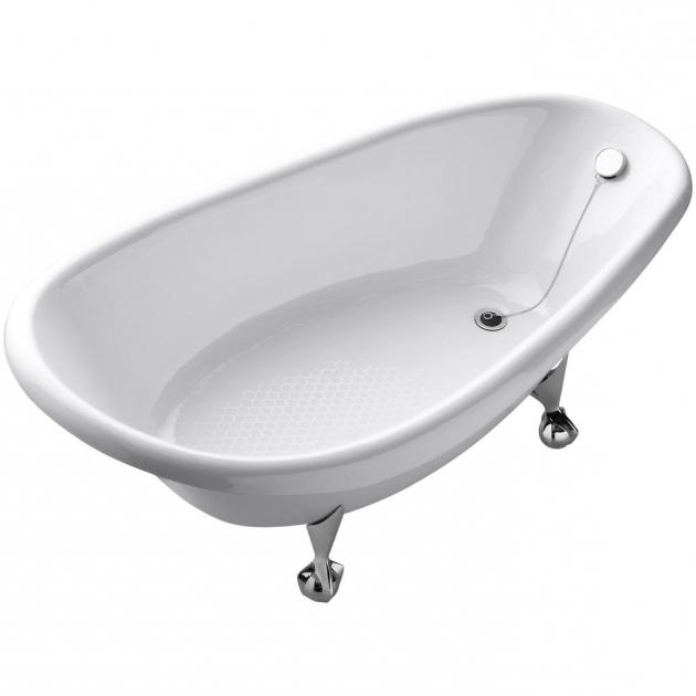 Incredible 6Ft Clawfoot Tub Kohler Clawfoot Tubs Freestanding Tubs Bathtubs Whirlpools