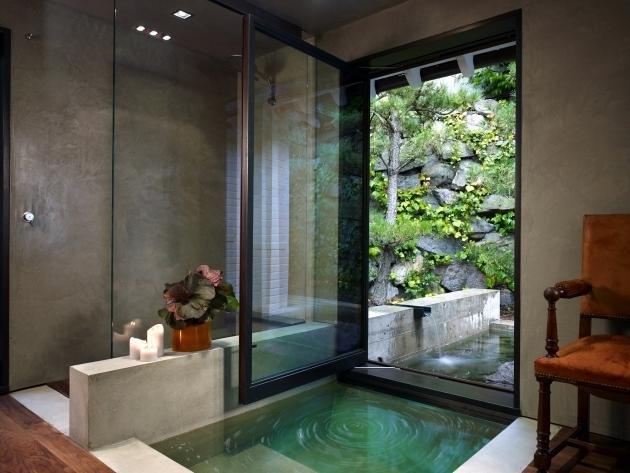 Incredible Anese Soaking Tub Seattle Glamour Magazine Featuring Garret Cord Werner Desinger