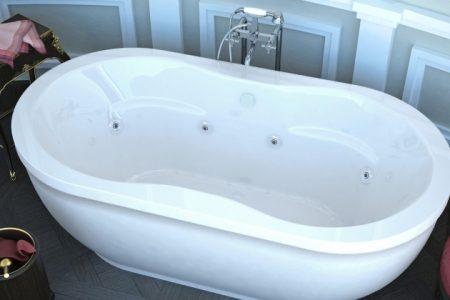 Freestanding Whirlpool Tubs