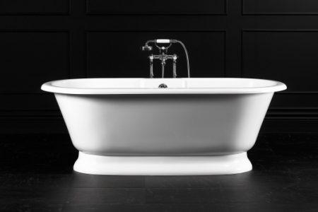 Victoria And Albert Soaking Tub